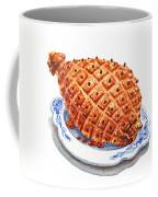 Ham On The Plate Coffee Mug