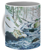 Hamburg Mountain Stream Coffee Mug