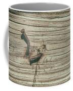 Hammered Coffee Mug