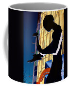 Hammering Man Coffee Mug