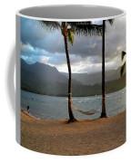 Hammock At Hanalei Bay Coffee Mug
