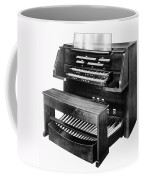 Hammond Organ 1960s Coffee Mug
