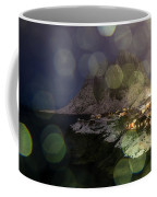 Hamnoy During A Storm Coffee Mug