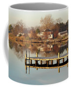 Hampton Virginia Sunrise Coffee Mug