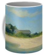 Hamptons Beach House Coffee Mug
