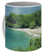 Hana Coast, Hamoa Beach Coffee Mug