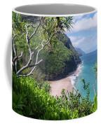 Hanakapiai Beach Coffee Mug