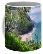 Hanakapiai Beach Coffee Mug