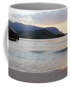 Hanalei Bay Evening Coffee Mug