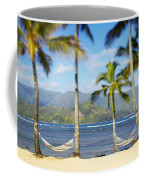 Hanalei Bay, Hammock Coffee Mug