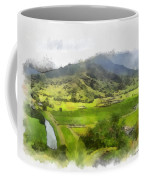 Hanalei Valley Coffee Mug