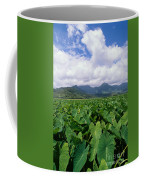 Hanalei Valley Taro Field Coffee Mug