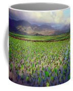 Hanalei Valley Taro Ponds Coffee Mug