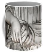 Hand And Robe Coffee Mug