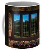 Hand Hewn Oak Frames Coffee Mug