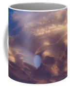 Hand Of God In Colorado Sky  Coffee Mug