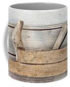 Hand Tool - Old Wood Planer Coffee Mug