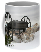 Handcart Monument Coffee Mug