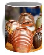 Handmade Pottery Coffee Mug