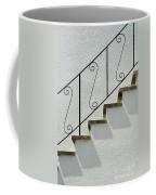 Handrail And Steps 1 Coffee Mug