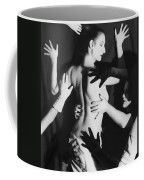 Hands Upon Me Coffee Mug