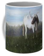 Handsome Longhorn Coffee Mug