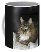 Handsome Cat Coffee Mug
