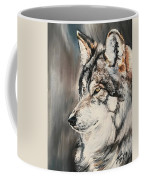 Handsome Wolf Coffee Mug