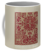 Handwoven Coverlet Coffee Mug