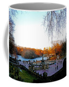 Hangin' At Bethesda Fountain Coffee Mug