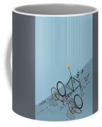 Hanging Bike Coffee Mug
