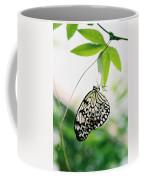 Hanging Butterfly Coffee Mug