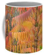 Hanging Fire Coffee Mug