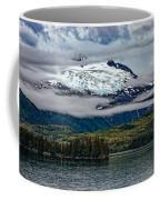 Hanging Glacier Coffee Mug