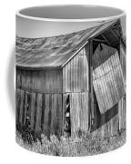 Hanging In - Bw Coffee Mug