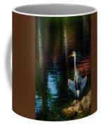Hanging On The Rocks Coffee Mug