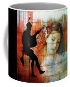 Hanging On To The Dream Coffee Mug