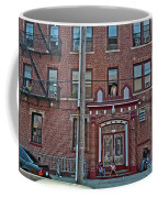 Hanging Out In Brooklyn Coffee Mug