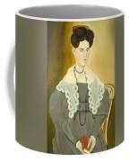 Hannah Fisher Stedman Coffee Mug