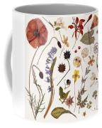 Hannah's Poppy Coffee Mug
