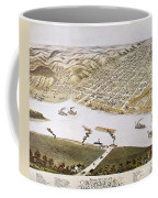 Hannibal, Missouri, 1869 Coffee Mug