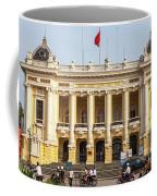 Hanoi Opera House 01 Coffee Mug