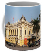Hanoi Opera House 02 Coffee Mug