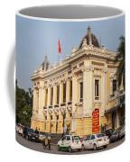 Hanoi Opera House 04  Coffee Mug