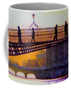 Ha'penny Bridge Dublin Coffee Mug