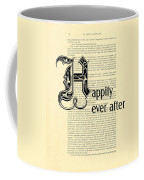 Happily Ever After Coffee Mug