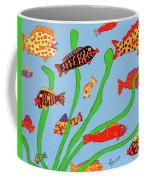 Happy Aquarium Coffee Mug