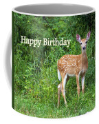 Happy Birthday 1 Coffee Mug