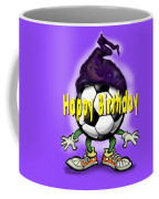 Happy Birthday Soccer Wizard Coffee Mug