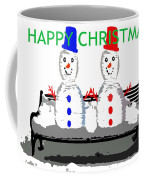 Happy Christmas 116 Coffee Mug